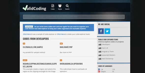 ValidCoding