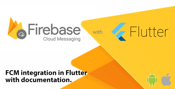 FCM Integration - Flutter - CodeCanyon Item for Sale