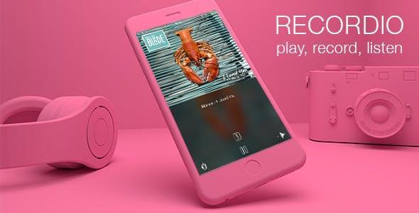 Recordio (iOS, multi)
