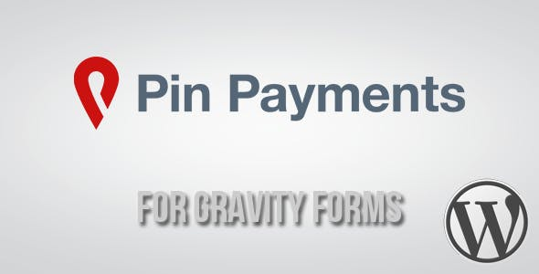 Pin Payments Gateway for Gravity Forms - CodeCanyon Item for Sale