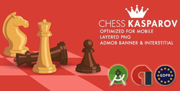 Chess Kasparov 2D - CodeCanyon Item for Sale