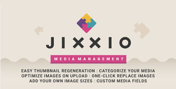 Jixxio Media Management - CodeCanyon Item for Sale