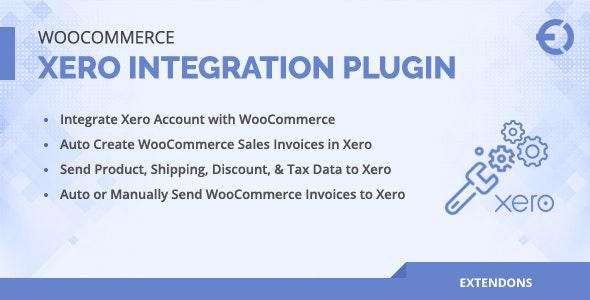 WooCommerce Xero Integration Plugin - CodeCanyon Item for Sale