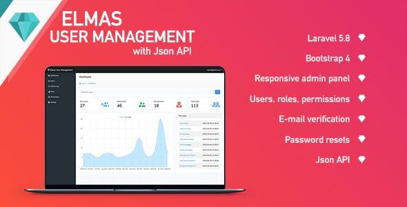 Elmas User Management