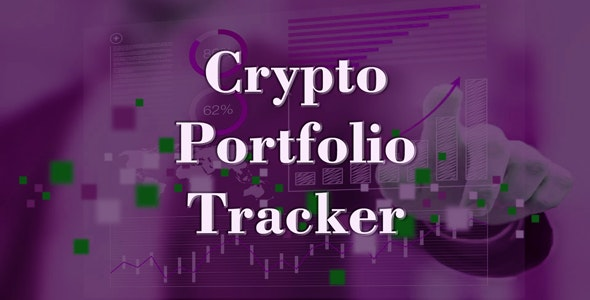 Crypto Portfolio Tracker   WordPress Plugin - CodeCanyon Item for Sale