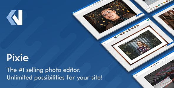 Pixie - Image Editor        Nulled