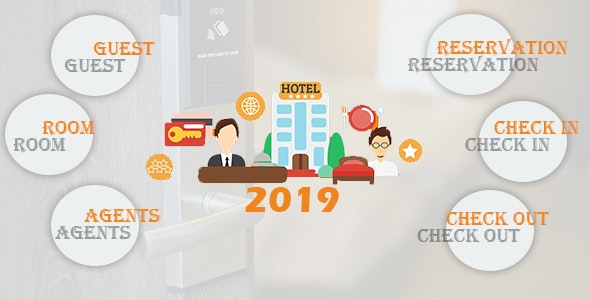 Hotel management system with source Code by UltraDevpoint