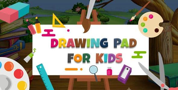 Draw app for kids