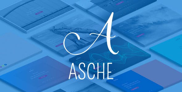 Asche - Complete Coming Soon and Maintenance Mode Plugin
