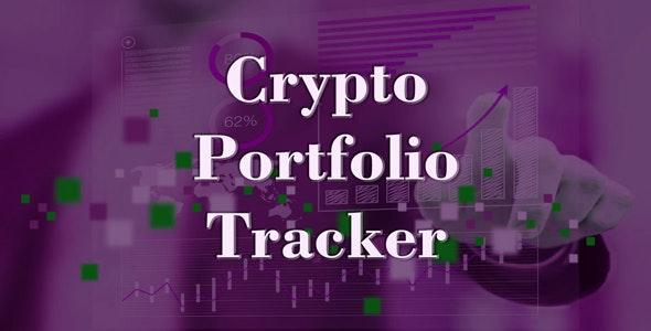 Crypto Portfolio Tracker | JavaScript Plugin - CodeCanyon Item for Sale