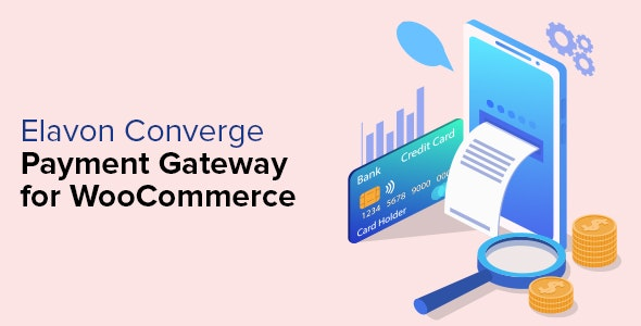 Elavon Converge Payment Gateway for WooCommerce - CodeCanyon Item for Sale