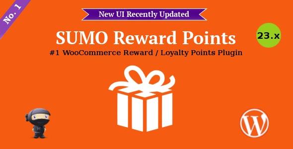 SUMO Reward Points - WooCommerce Reward System by