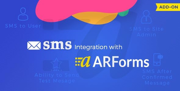 SMS with Arforms