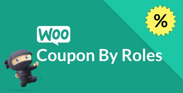 WooCommerce Coupon By Roles - CodeCanyon Item for Sale