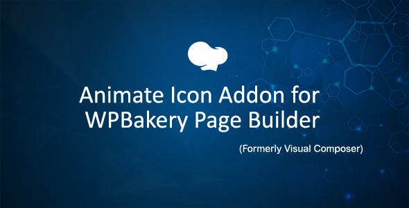 Animate Icon In Background Addon For WPBakery Page Builder