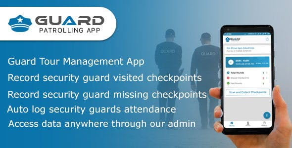 Guard Patrolling System