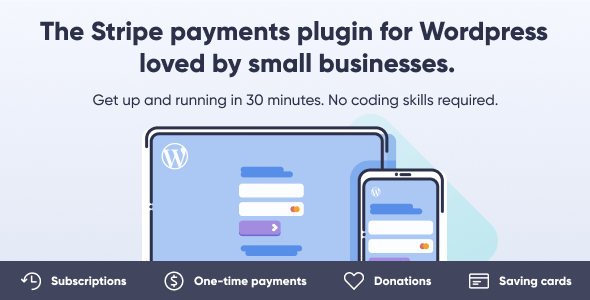 WP Full Stripe - Subscription and payment plugin for WordPress        Nulled