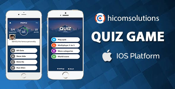 Quiz App Plugins, Code & Scripts from CodeCanyon
