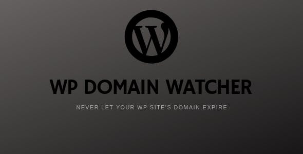WP Domain Watcher