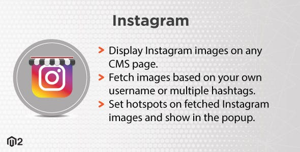 Instagram For Magento 2 Plugins, Code & Script from CodeCanyon