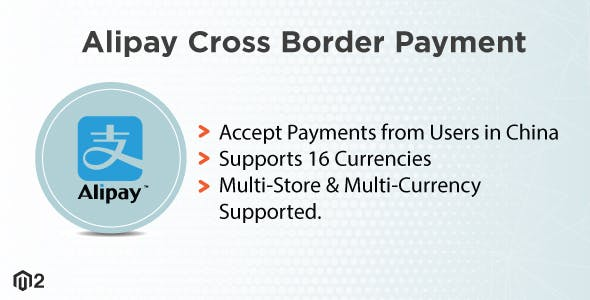 Magento 2 Alipay Cross Border Payment