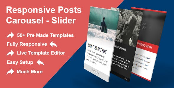 Responsive Posts Carousel WordPress Plugin