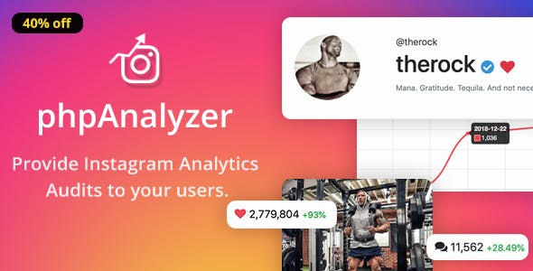 Instagram Followers and Instagram Influencers PHP Script