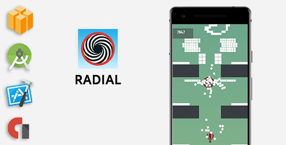 RADIAL - Buildbox Template