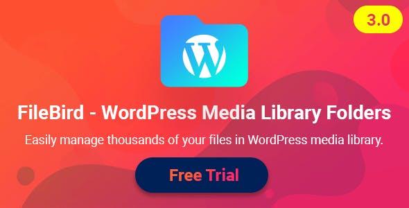 FileBird - WordPress Media Library Folders - CodeCanyon Item for Sale