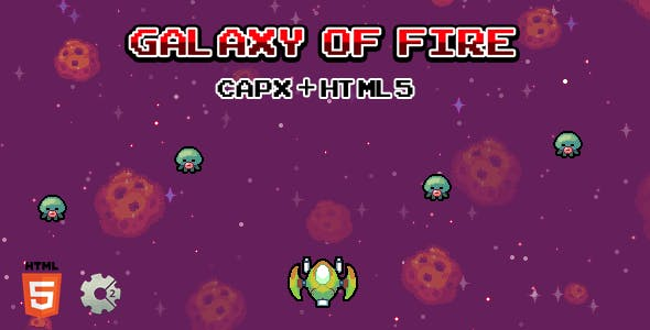 Galaxy of Fire