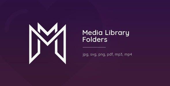 Mediamatic - WordPress Media Library Folders