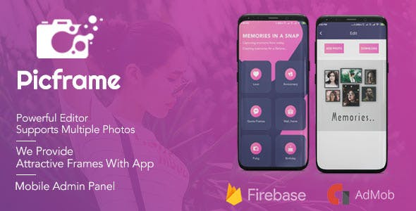 Make A Photo Sharing App With Mobile App Templates