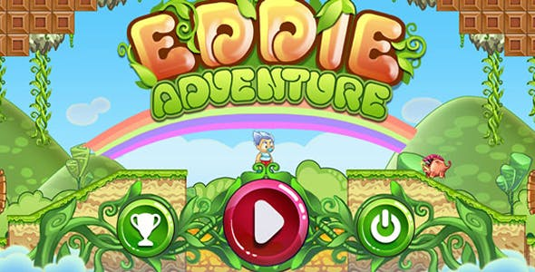 Eddie Adventures - Unity Complete Project (Android And iOS)