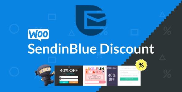 WooCommerce SendinBlue Discount by zetamatic | CodeCanyon