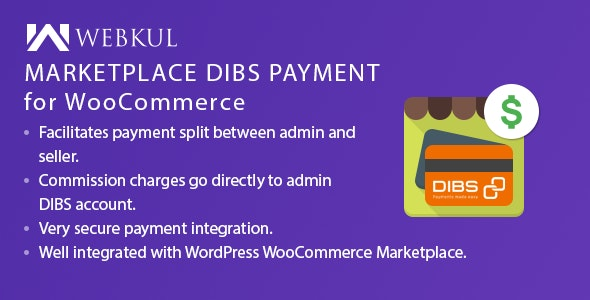 Marketplace DIBS Payment Method for WooCommerce - CodeCanyon Item for Sale