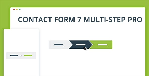 Contact Form Seven 7 Multi-Step Pro (Add-on For CF7)