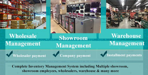 Zero Inventory Management System