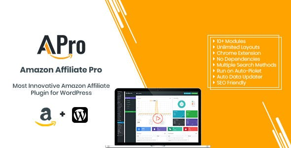 AAPro - Amazon Affiliate Pro WordPress Plugin