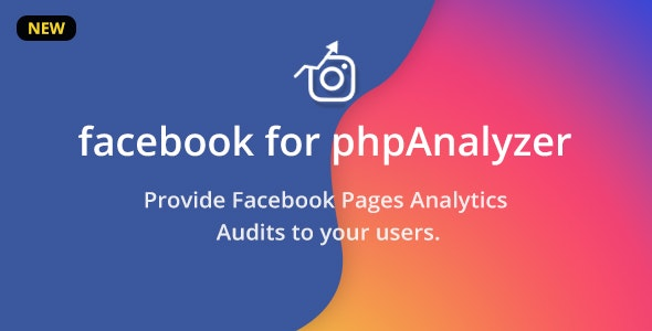 Facebook Analytics for phpAnalyzer - CodeCanyon Item for Sale