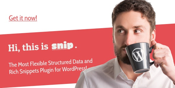 SNIP: Structured Data Plugin for WordPress - CodeCanyon Item for Sale