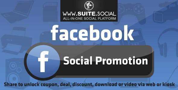 Facebook Promotion: Sharer, Viral and Marketing Social Script