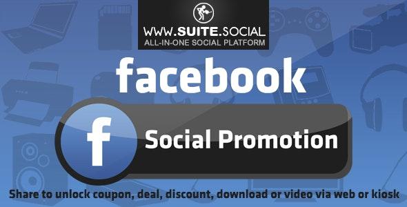 Facebook Promotion: Sharer, Viral and Marketing Social Script - CodeCanyon Item for Sale