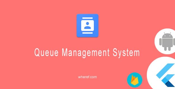 Paperless Queue Management System for Android
