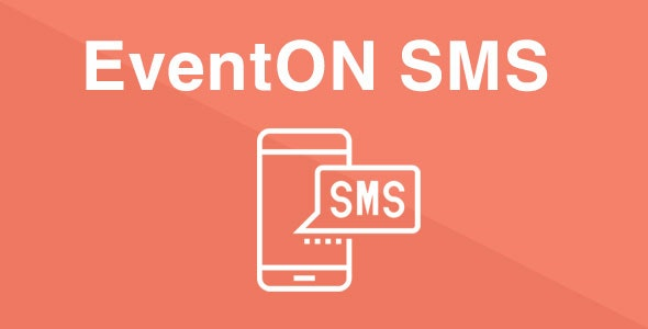 EventOn SMS - CodeCanyon Item for Sale