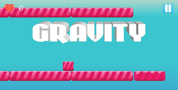 Gravity IOS Android - CodeCanyon Item for Sale