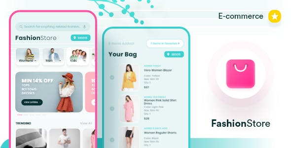 Ecommerce FashionStore Template - CodeCanyon Item for Sale