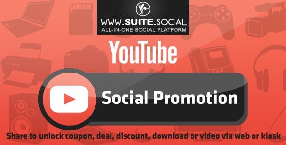 YouTube Promotion: Sharer, Viral and Marketing Social Script