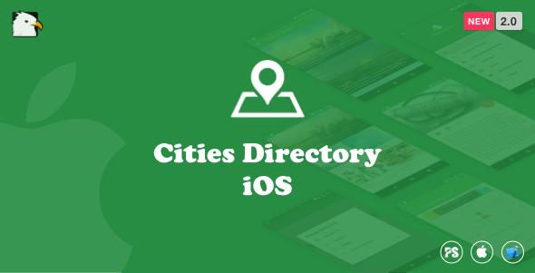 CitiesDirectory(iOS Swift) 2 0 by Panacea-Soft | CodeCanyon