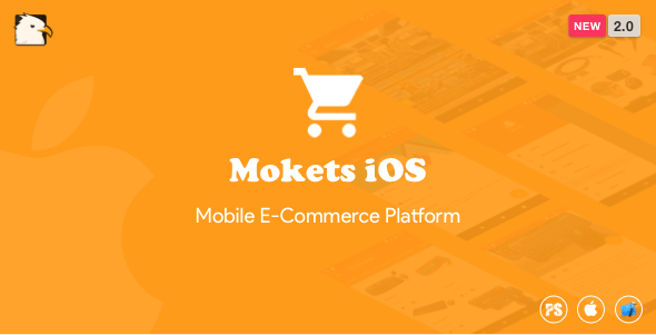 Mokets (Mobile Commerce iOS Full Application) 2.0 - CodeCanyon Item for Sale