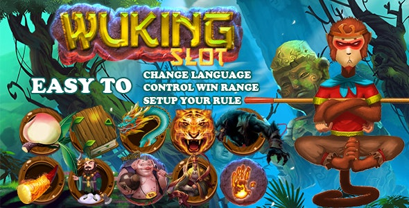 Wuking Slot - CodeCanyon Item for Sale